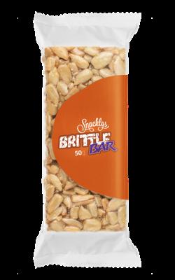 Cracklys Biltong » Peanut Brittle Bar